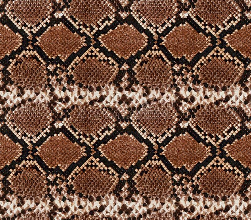 Seamless snake skin design abstract. Seamless pattern wild snake Skin design abstract design background texture stock photos
