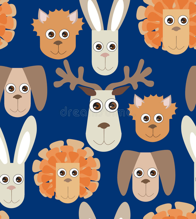 Free Seamless Pattern With Toys Royalty Free Stock Photo - 27462525