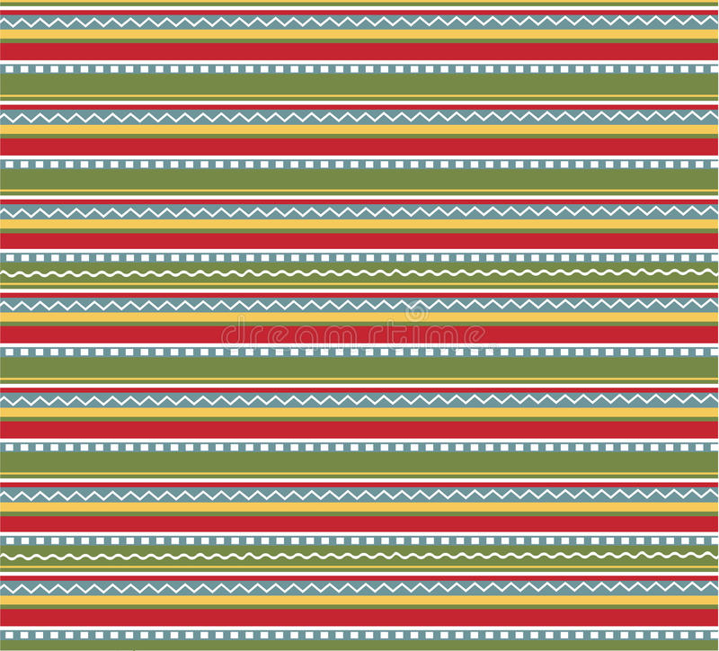 Seamless patterns with fabric, christmas texture