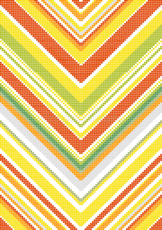 Download Seamless pixels1 stock vector. Illustration of lines - 13287433