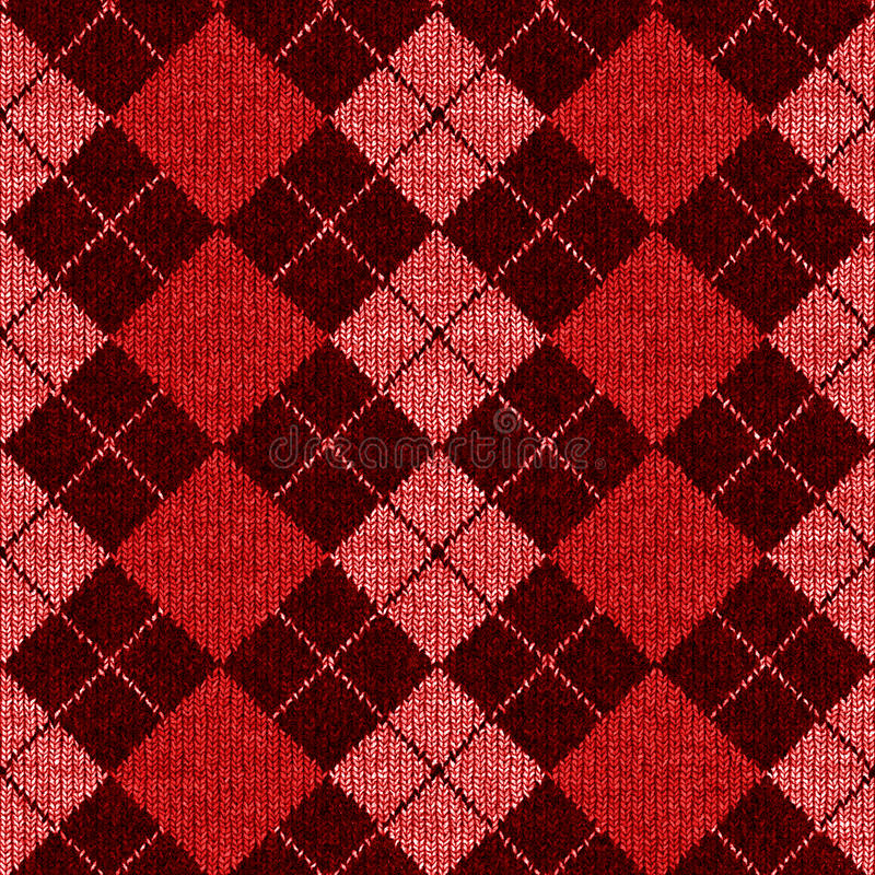 Download Seamless Plaid Argyle Royalty Free Stock Images - Image: 10852539