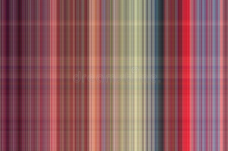 Seamless plaid fabric loincloth with stripe color abstract bac. Kground pattern texture royalty free stock photography