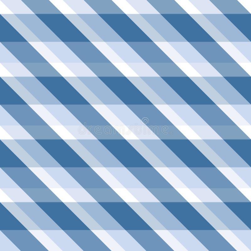 Seamless plaid pattern vector illustration