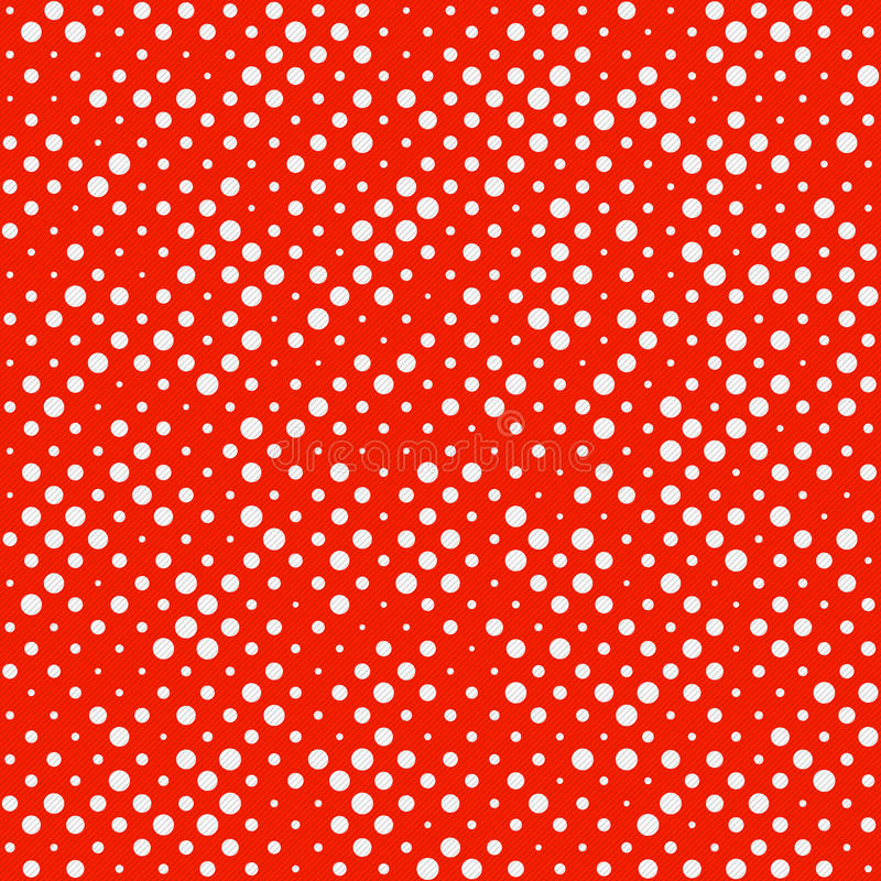 Download Seamless Polka dot pattern stock vector. Illustration of cover - 34499636