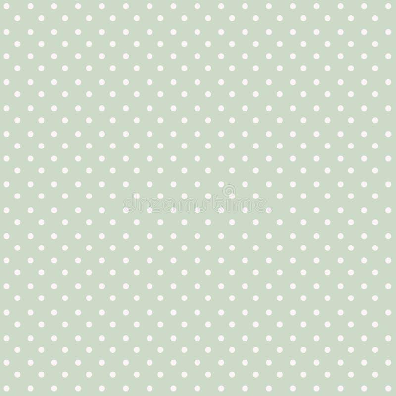 Seamless polka dots pattern background. Seamless polka dots, pattern background royalty free illustration