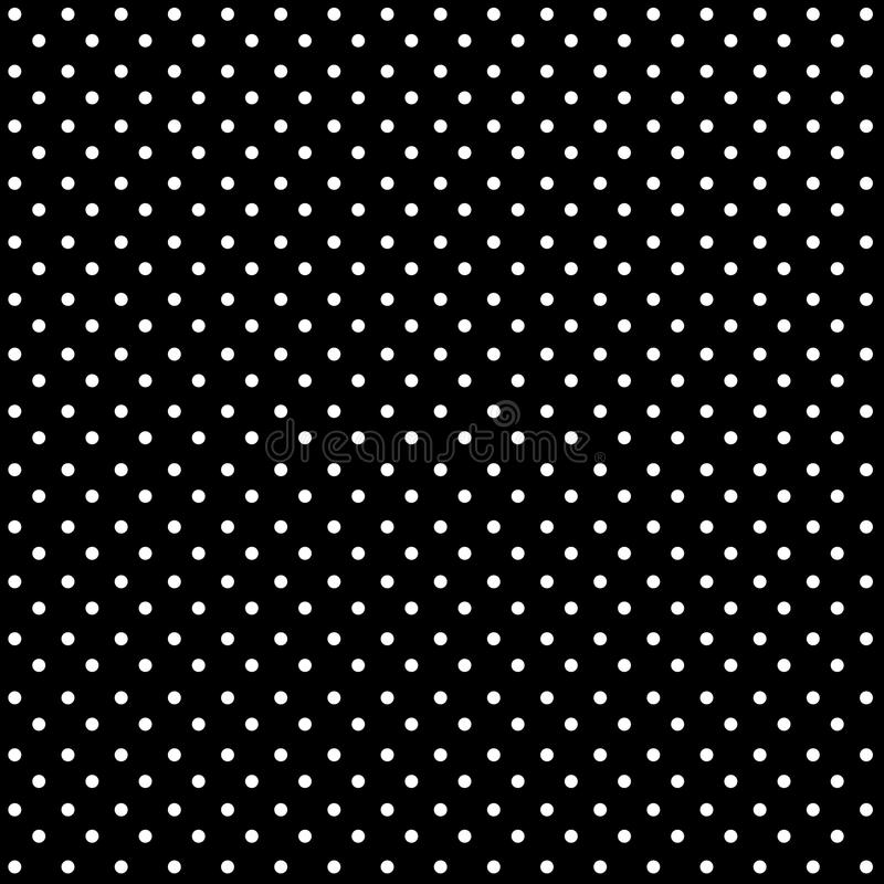 Seamless polka dots pattern background. Seamless polka dots, pattern background vector illustration