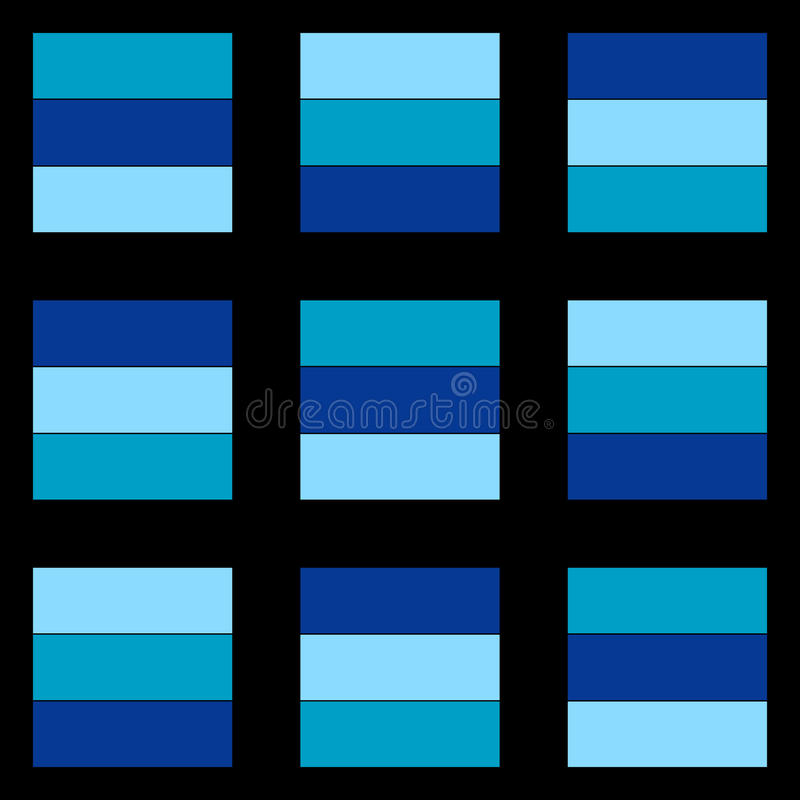 Download Seamless Quilt Background 2 Stock Vector - Image: 14077293