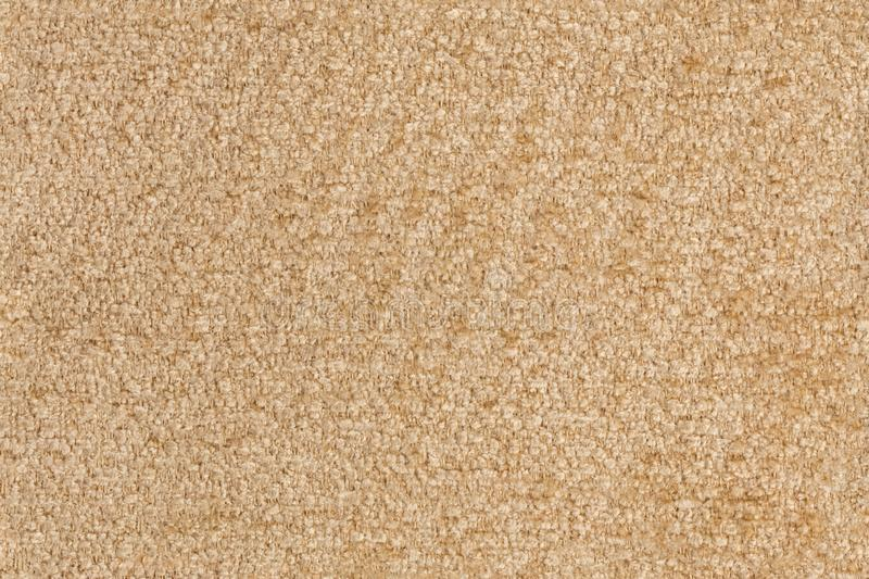 Seamless texture of woven brown polyester furniture upholstery stock images