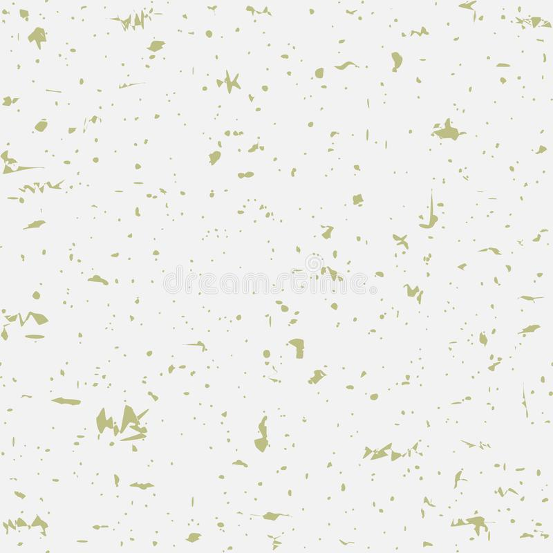 Free Seamless Recycled Speckled Beige Paper Background. Vector Paper Texture With Gold Particles Of Debris. Royalty Free Stock Photos - 107583108