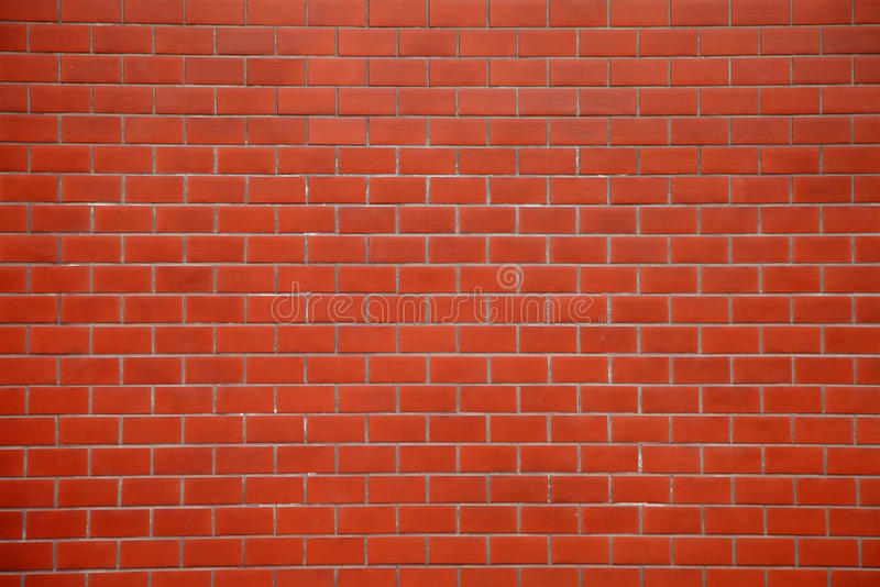 Download Seamless Red Brick Wall Texture Background Stock Image