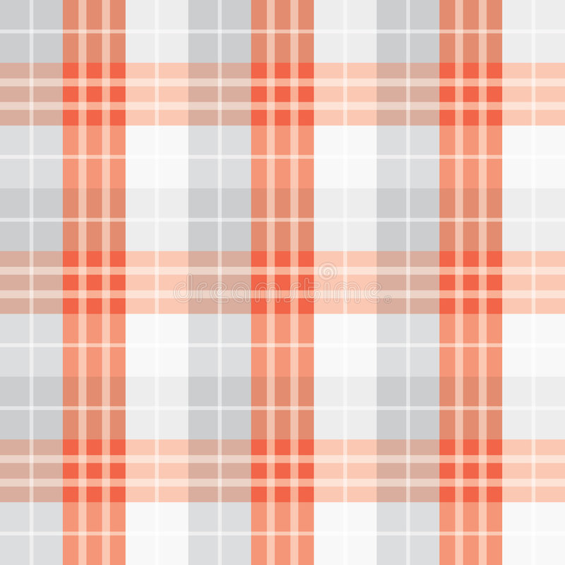 Download Seamless Red Checked Pattern Stock Vector - Illustration: 8091881