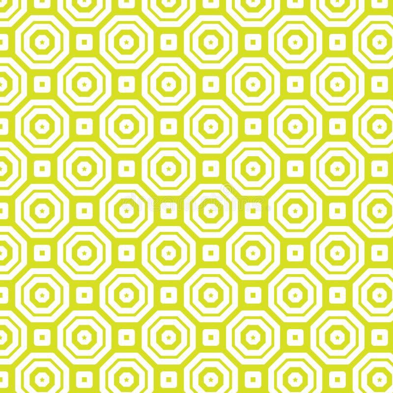 Seamless regency pattern