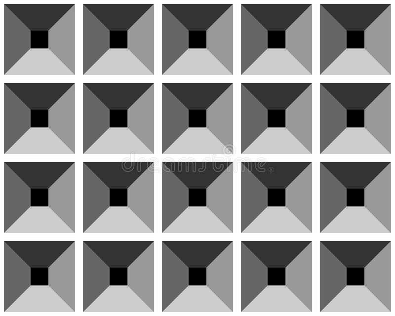 Seamless relief grey pattern. vector illustration