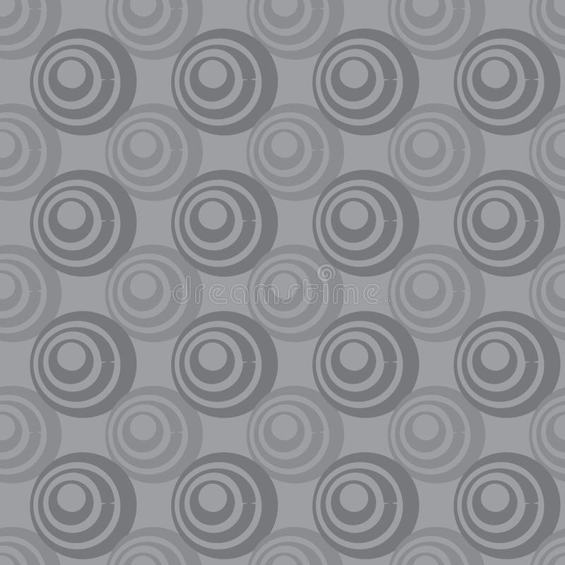 Seamless Repeat Pattern of Marble Eyes royalty free stock images