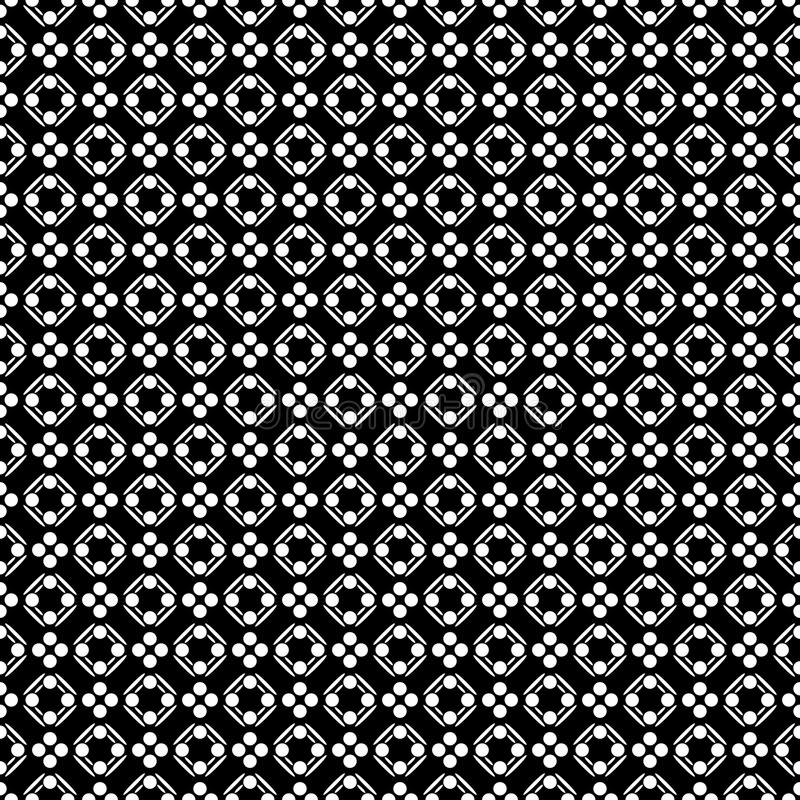 Vector Black White repeat Designs stock photos
