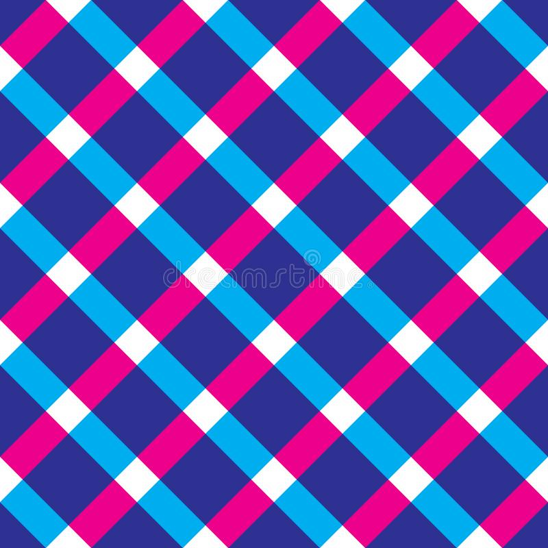 Seamless repeating crossed lines vector background, seamless geometric pattern. Simple minimalistic royalty free illustration