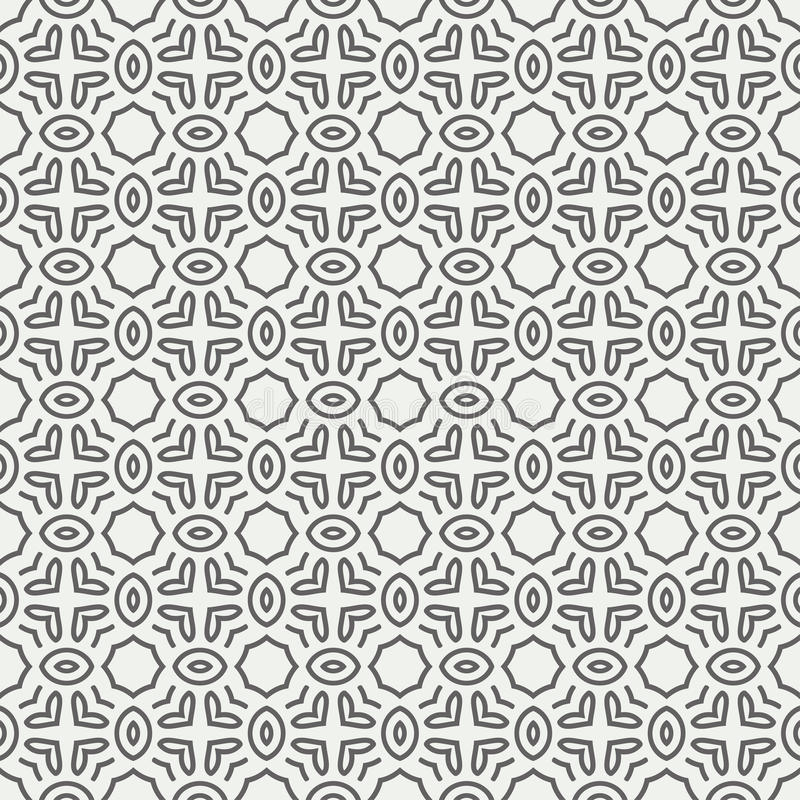 Download Seamless Retro Pattern Background Stock Images - Image: 33450684