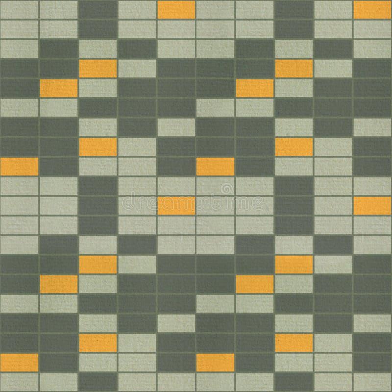 Download Seamless Retro Wallpaper Tile Stock Illustration - Image: 23960117