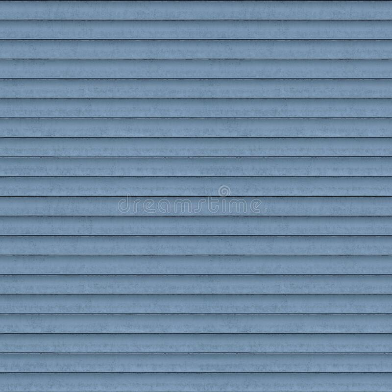 Seamless Roller Shutter Texture royalty free stock photo
