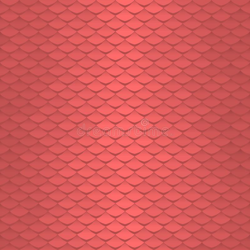 Seamless Scale Texture Stock Illustrations 10 424
