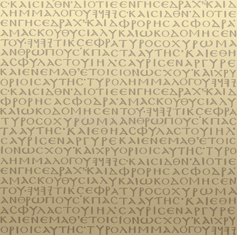 Download Seamless Scripture Background Stock Vector - Image: 21725604