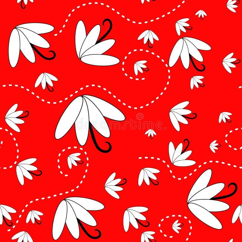 Download Seamless Seeds Umbrella Flying Stock Illustration - Illustration of fall, decorative: 92307712