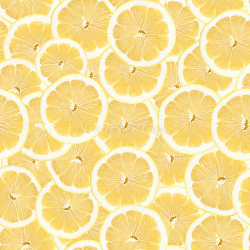 seamless skiva för citronmodell arkivfoton
