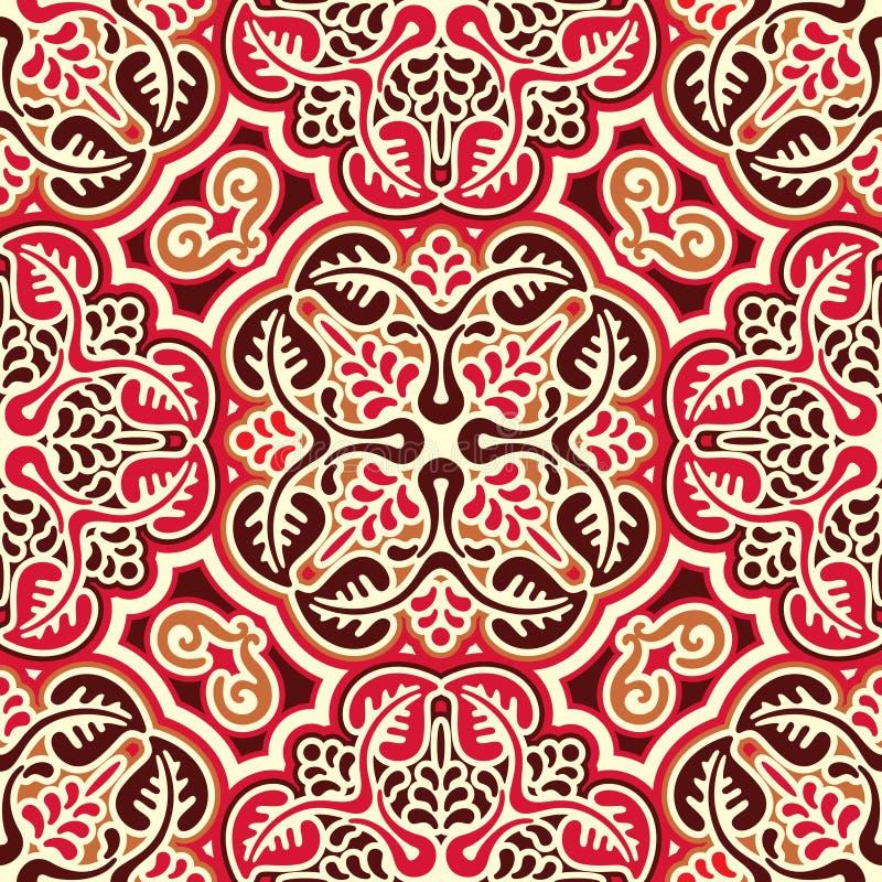 Seamless slavic ornament royalty free illustration