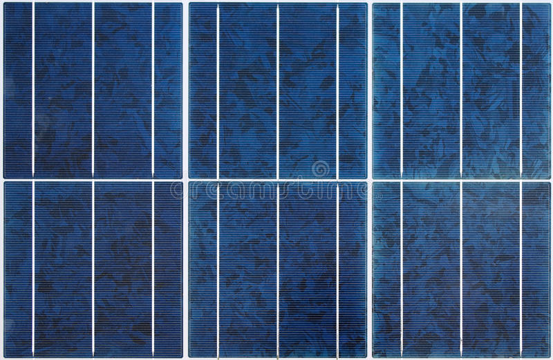 Seamless Solar Panel Texture Stock Photo Image Of Cell