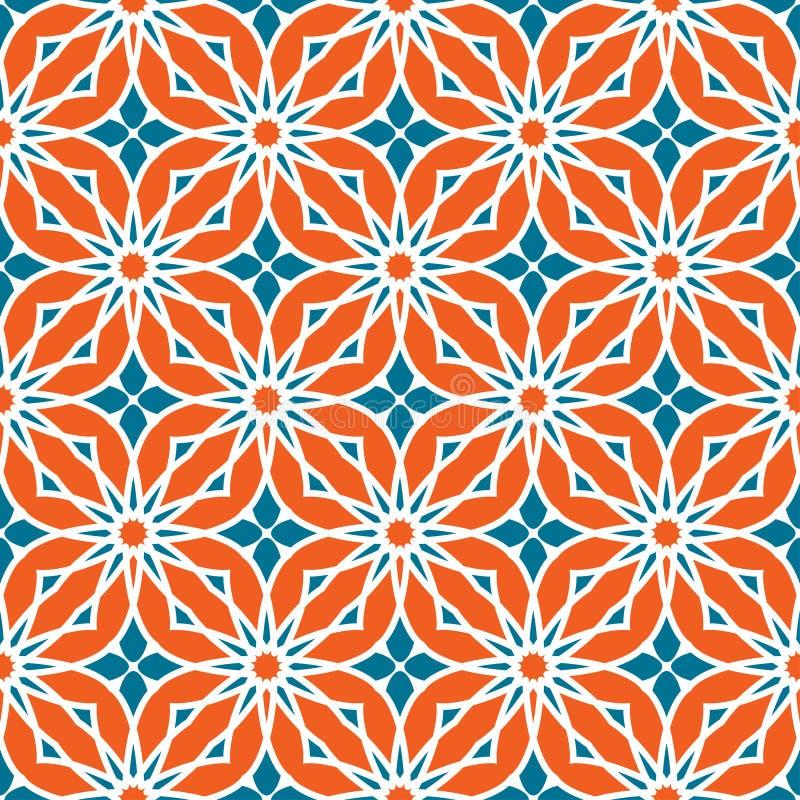 Seamless spirograph geometric texture background pattern stock photography