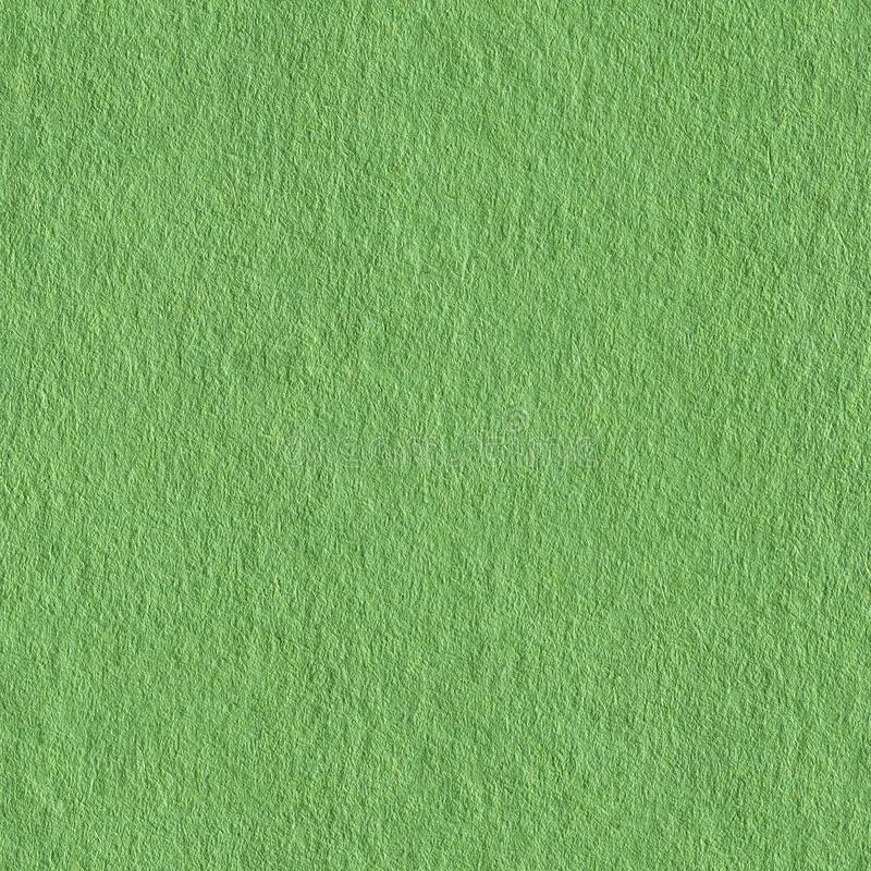 Seamless square texture. Green paper abstract backgroud. Tile re. Ady royalty free stock image