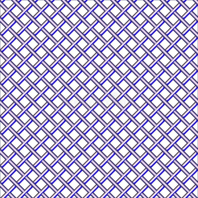 seamless stål för ingrepp royaltyfri illustrationer