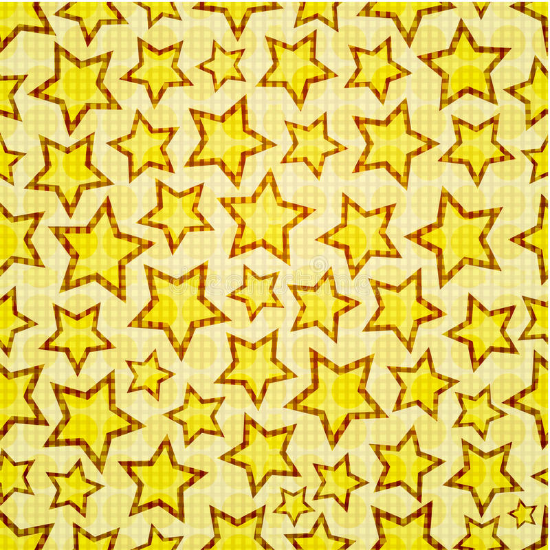 Download Seamless stars stock vector. Image of illustration, repetitive - 24486093