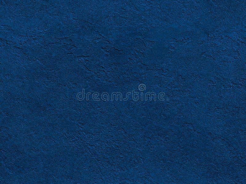 seamless stentextur Textur för sten för marinblå venetian murbrukbakgrund sömlös Traditionell venetian murbrukstentextur arkivbild