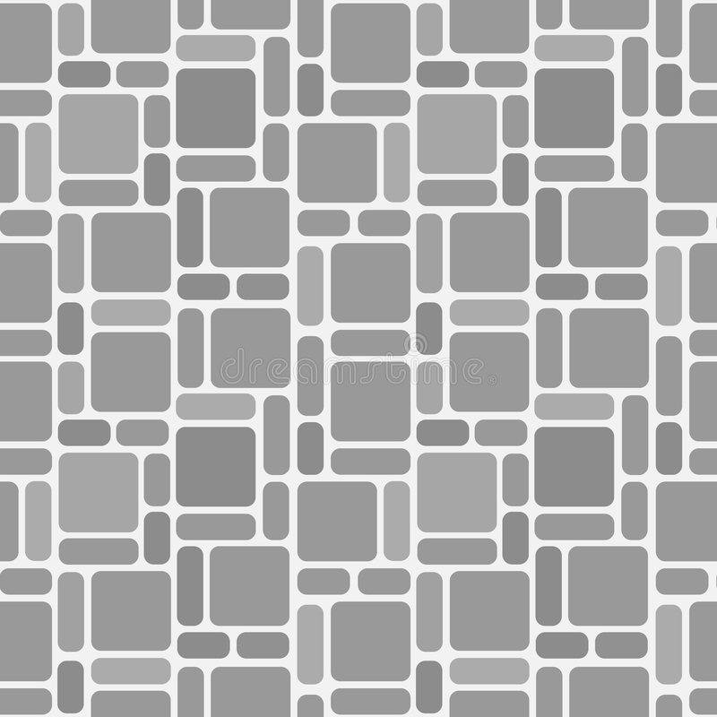 seamless stenwallpaper vektor illustrationer