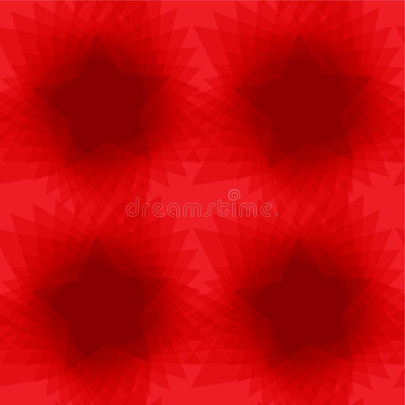 seamless stjärna för bakgrund vektor illustrationer