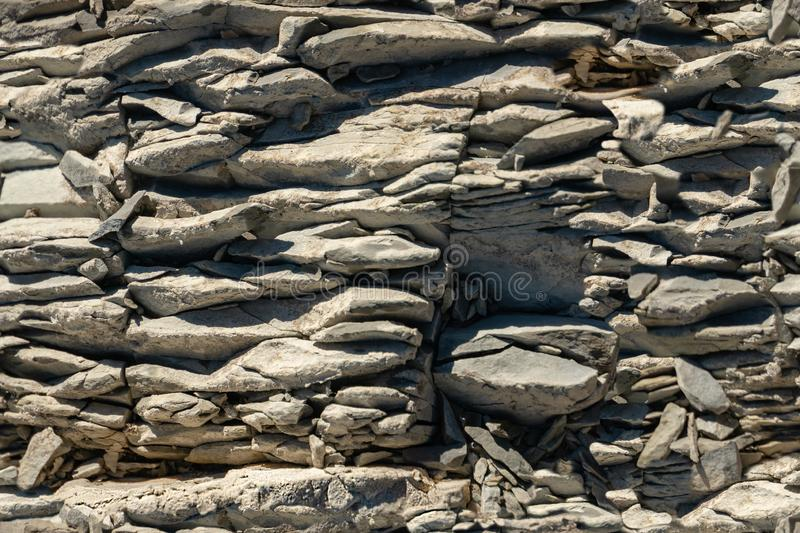 Seamless stone texture with fragments of rocks as original background. Natural stone background. From really nature stock photography