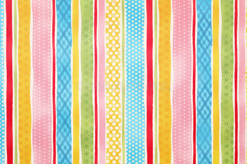 Seamless stripe pattern background. Seamless colorful background of stripe pattern stock image