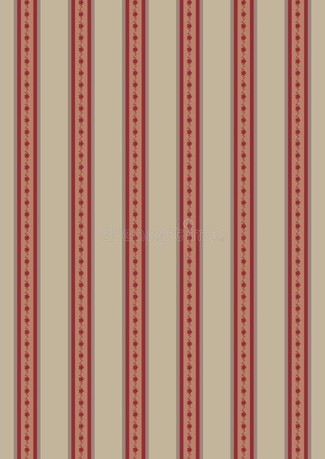 Seamless striped background stock photo