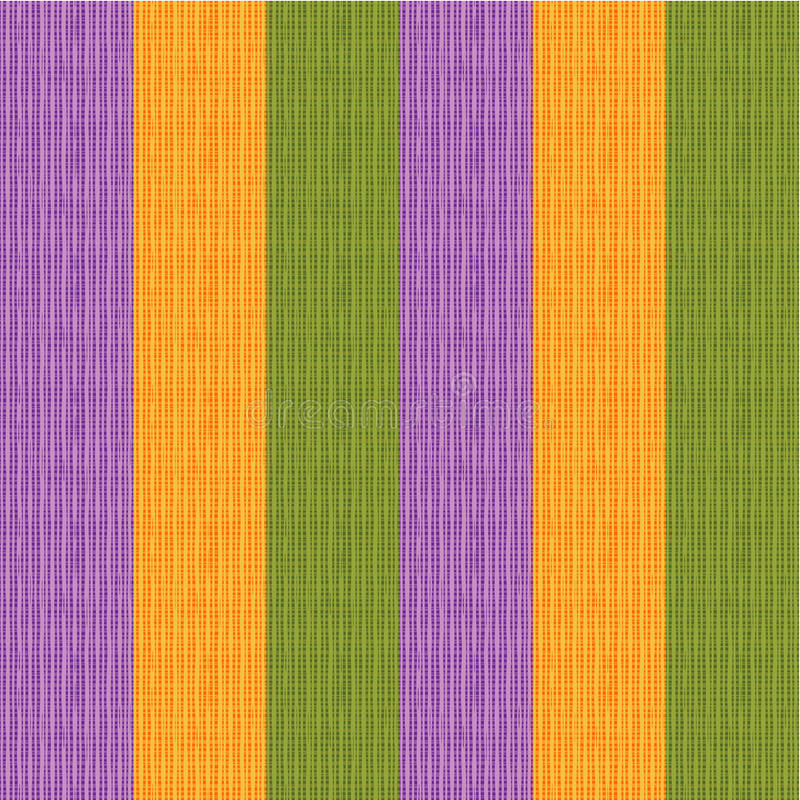 Download Seamless striped fabric stock vector. Image of fall, graphics - 11138860