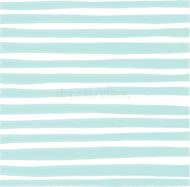 Seamless striped pattern royalty free illustration