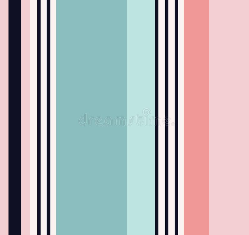 Free Seamless Stripes Pattern On Fabric Stock Photography - 132724812