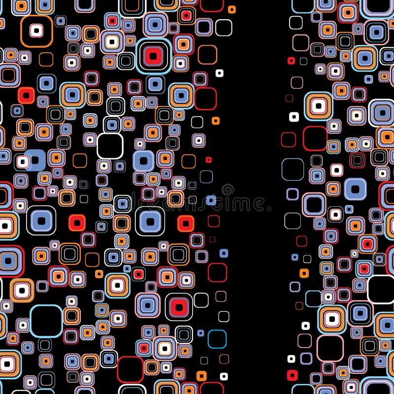 Seamless Stylish Background. Stock Images
