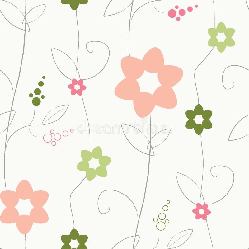 Free Seamless Stylish Wallpaper Stock Photography - 2624432