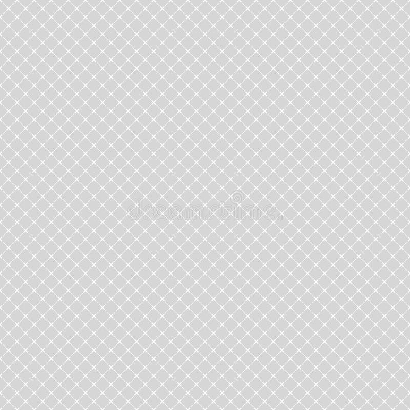 Seamless subtle template for web design stock illustration