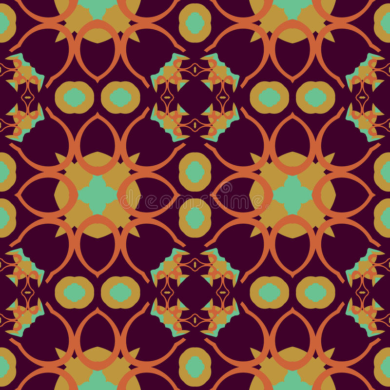 Download Seamless Symmetrical Pattern, Texture Stock Vector - Image: 23976037