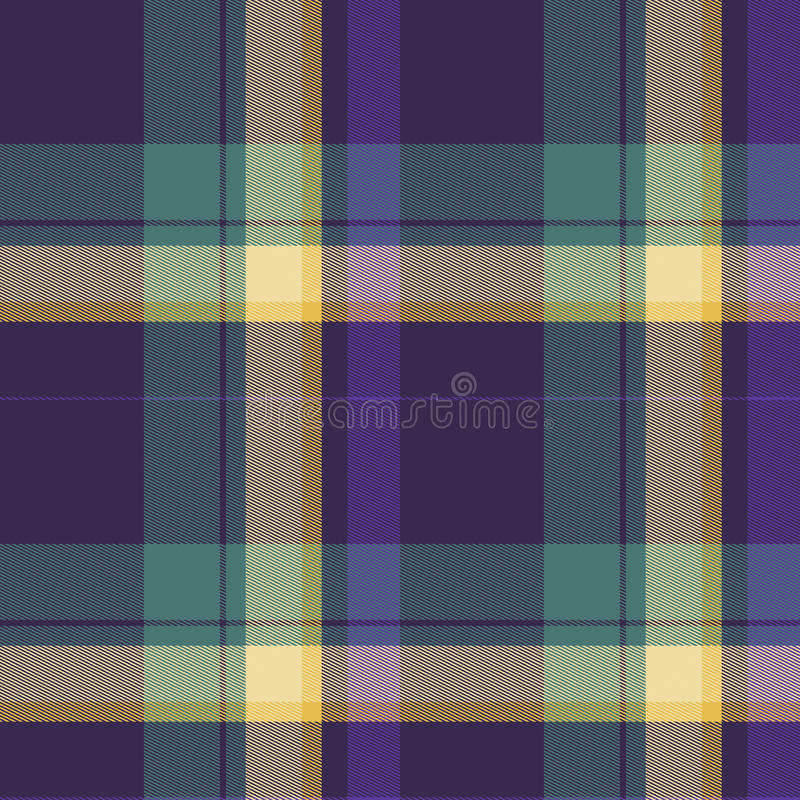 Download Seamless Tartan Generated Hires Texture Stock Illustration - Image: 37913541