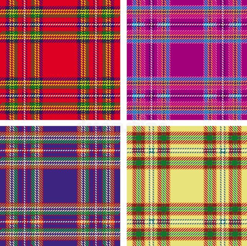 Download Seamless tartan plaid stock vector. Image of tartan, abstract - 11336382