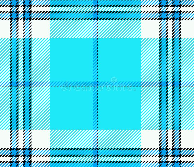 Seamless tartan plaid pattern. Checkered fabric texture background.illustration design stock images