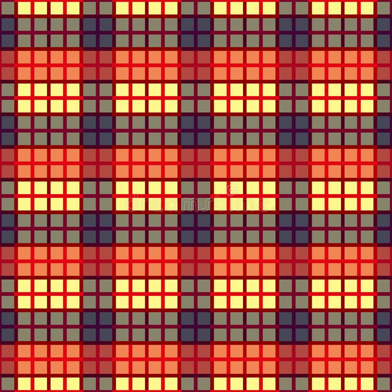 image about Lite Brite Free Printable Patterns titled Seamless Tartan Plaid Routine. Checkered Material Texture